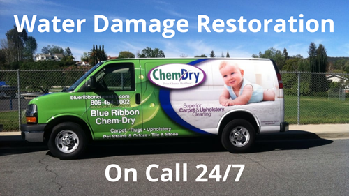 Water Damage Restoration - 24 Hour Service