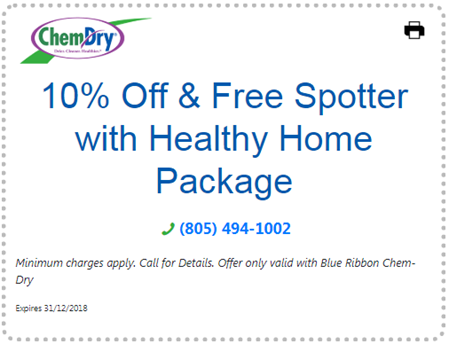 10% Off & Free Spotter with Healthy Home Package