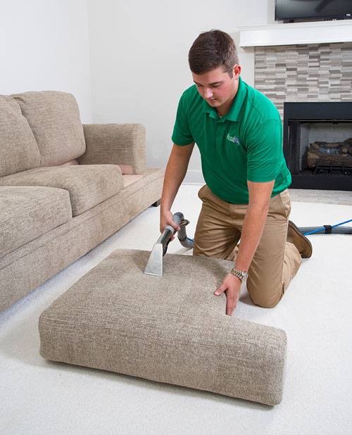 Blue Ribbon Chem-Dry professional upholstery cleaning in Thousand Oaks