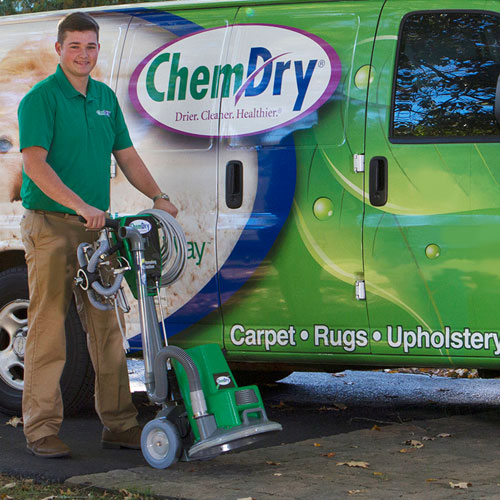Trust Blue Ribbon Chem-Dry for your carpet and upholstery cleaning service needs