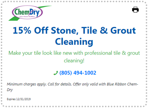 Stone Tile Amp Grout Cleaning In Thousand Oaks Amp Agoura Hills